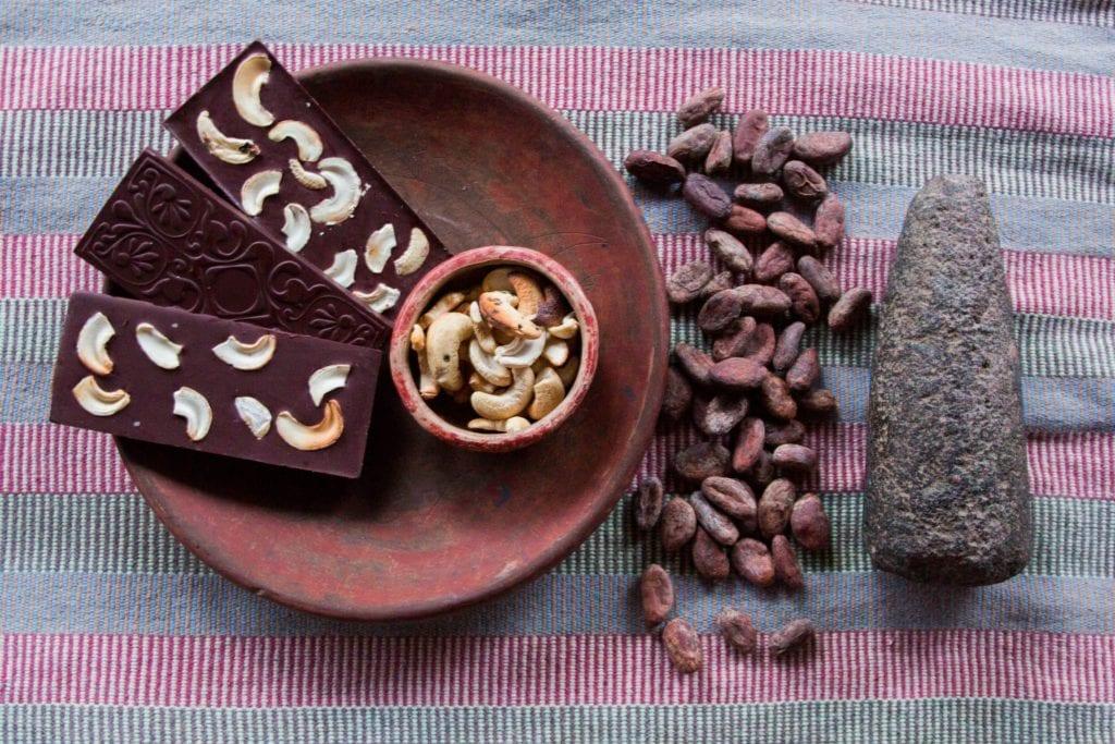 Oro Chocolate Cashew-1024x683 Process: Bean-to-Bar